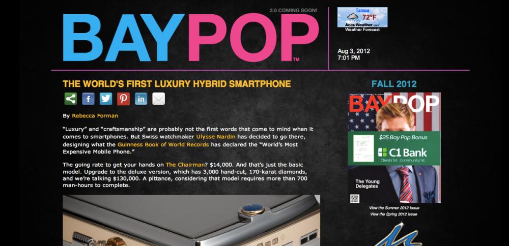 Bay Pop Magazine (2/6)